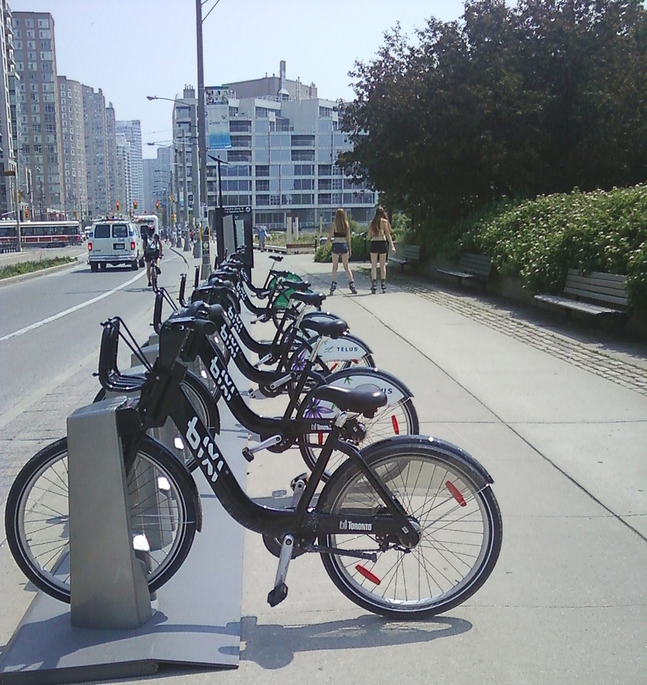 Bike share toronto wikidata Motor cycle rentals