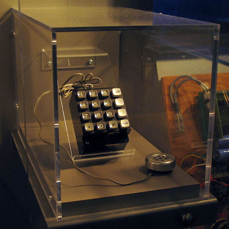 La Blue Box de Steve Jobs et Stephen Wozniak (David Remahl)