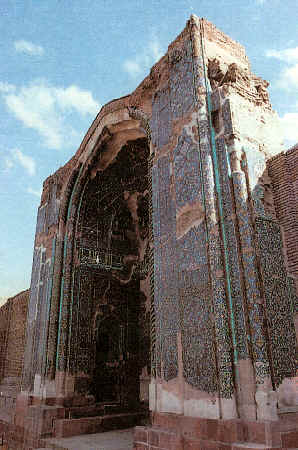 File:Blue Mosque of Tabriz.jpg