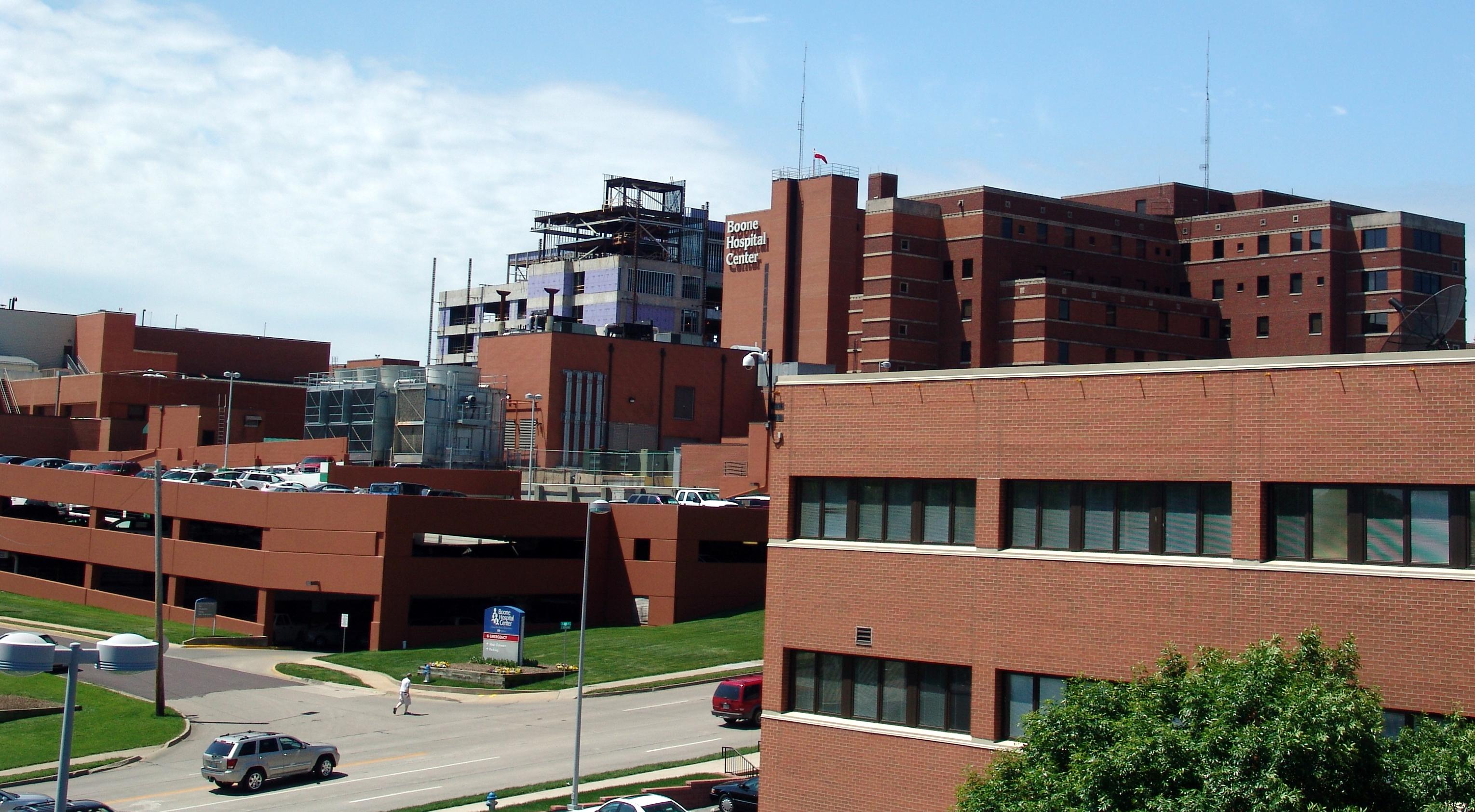 Boone Hospital Center - Wikipedia