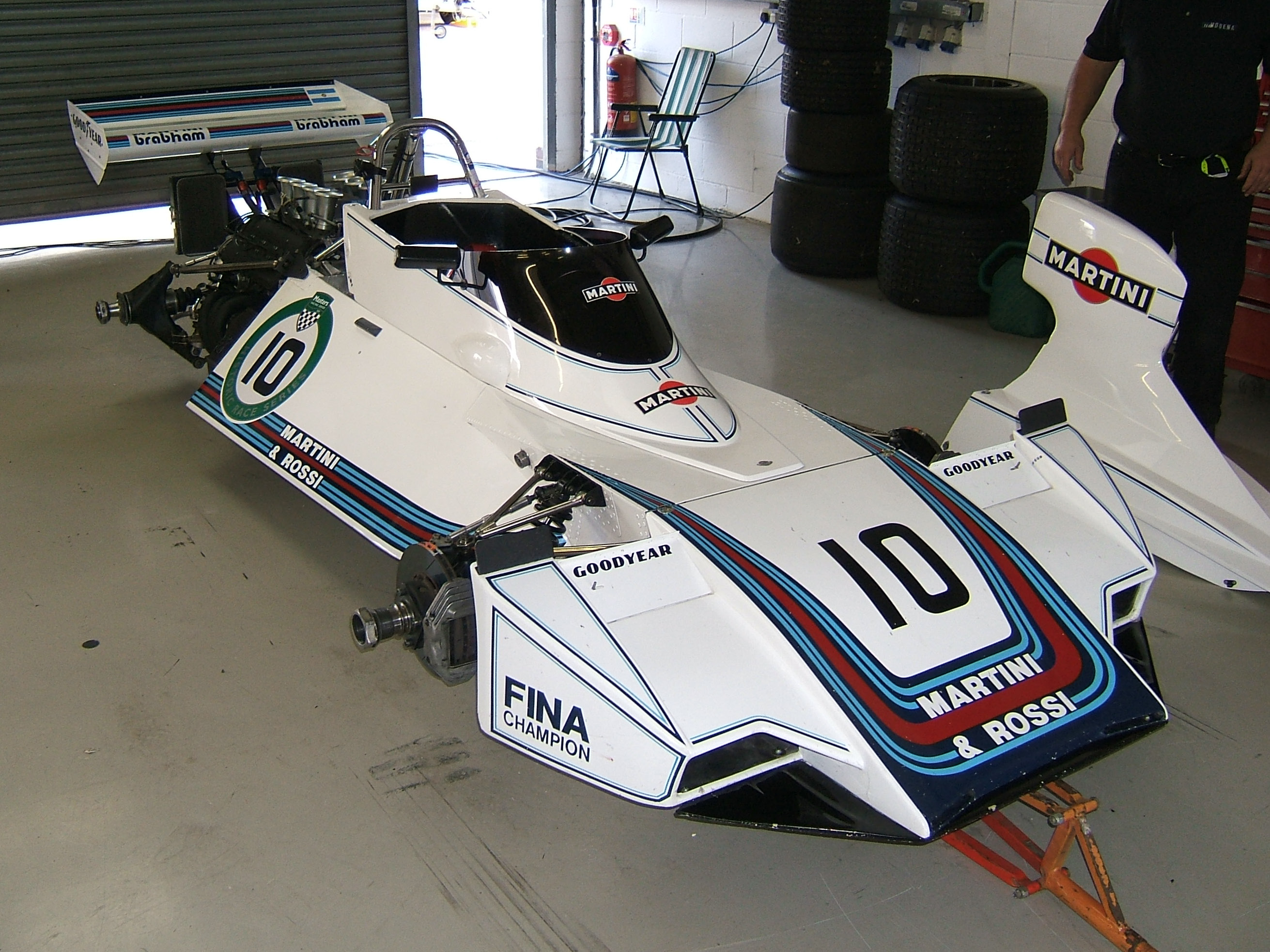 File Brabham Bt42 Without Wheels Jpg Wikimedia Commons