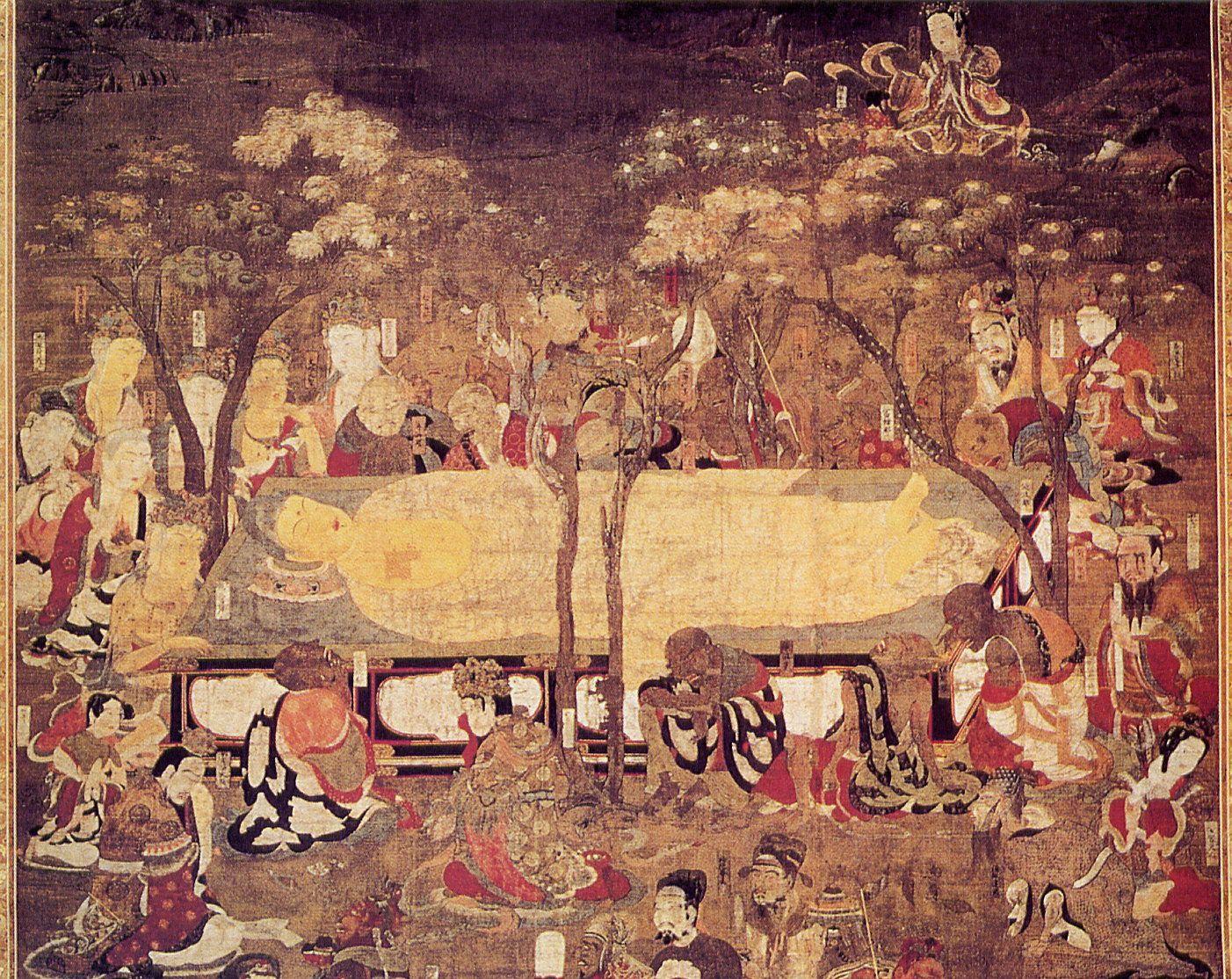 moksha and nirvana essays