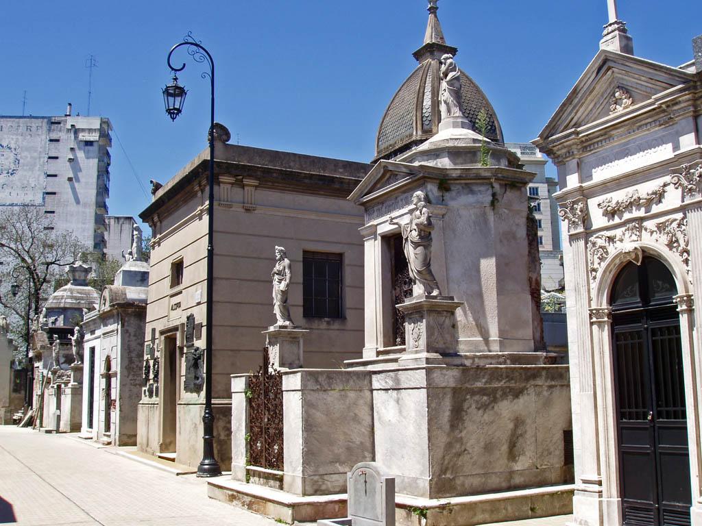 cimetière Recoleta