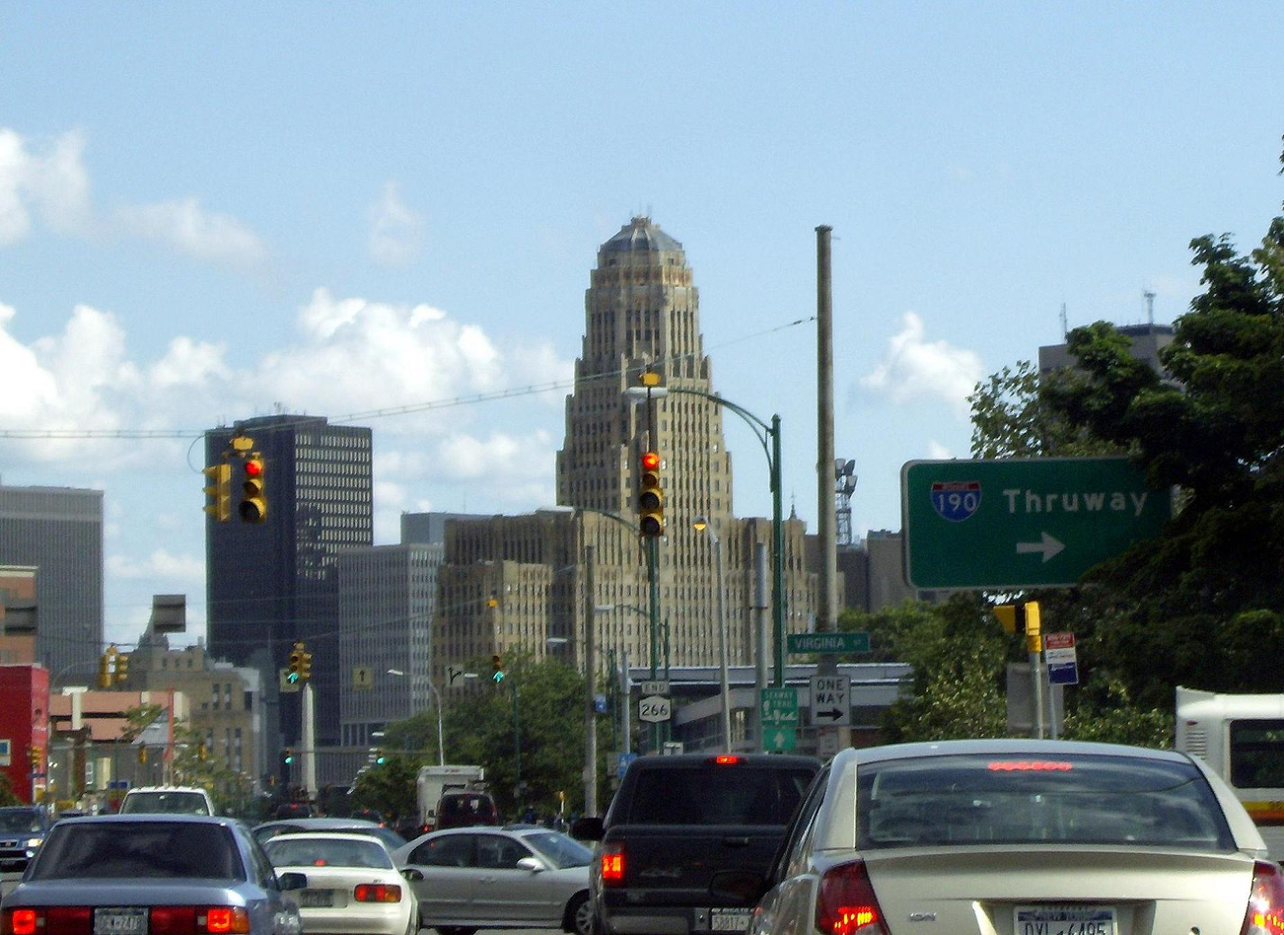 Buffalo City Of Light Tour