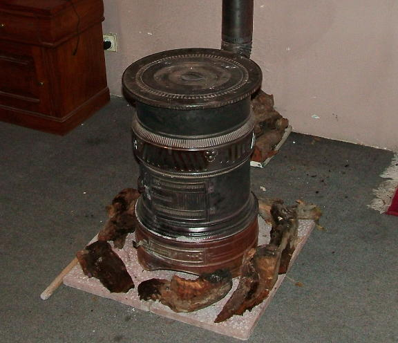 Bukhari  Heater