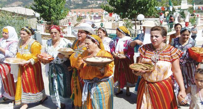 Célèbrations du nouvel an berbère à Béjaïa (Algérie).jpg