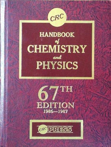 crc handbook of chemistry and physics pdf free