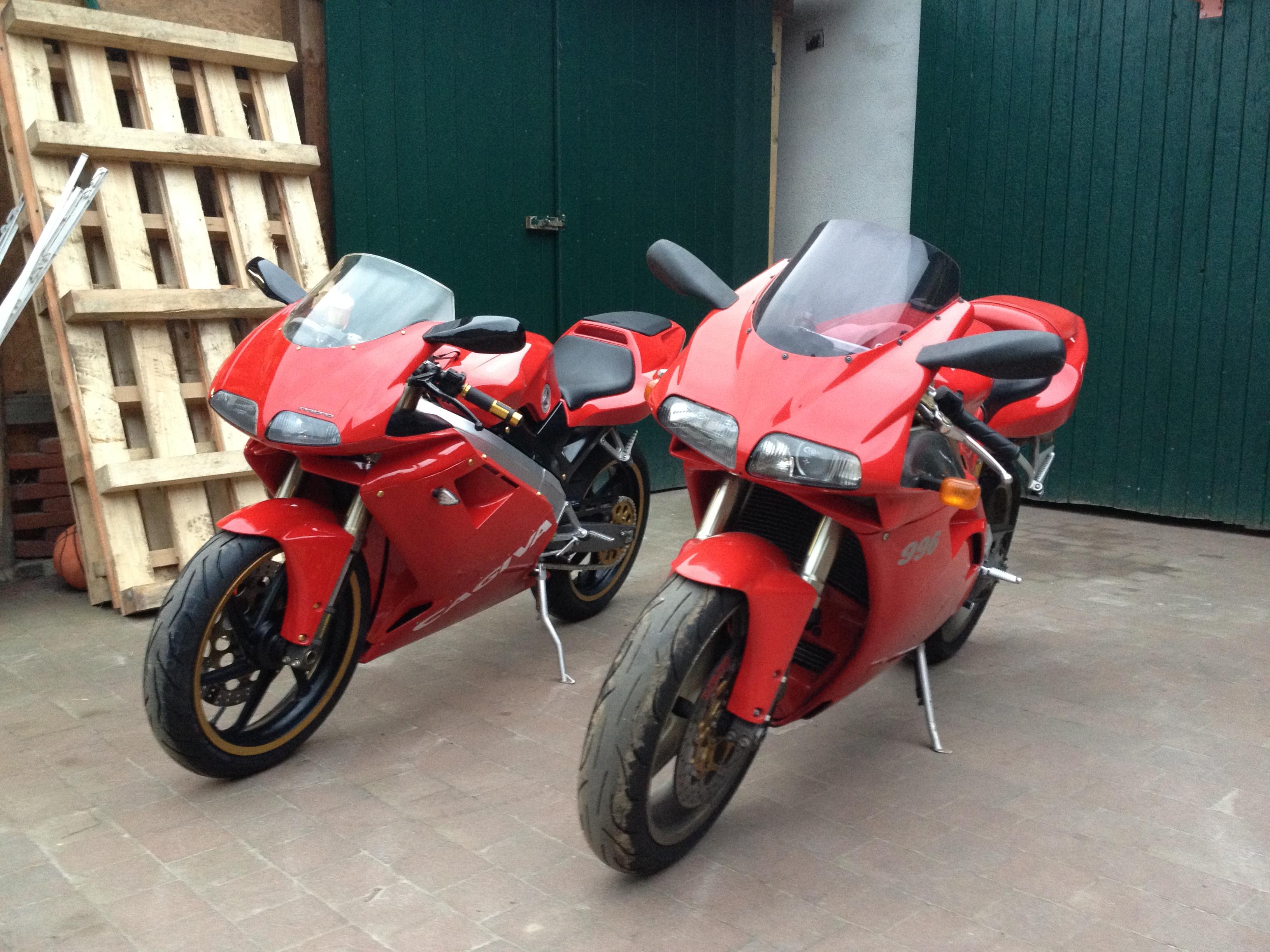 Eddie Lawson Ducati Sp