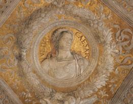 File camera picta cesari giulio cesare for Oculo della camera degli sposi