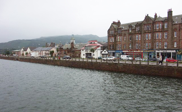 File:Campbeltown seafront.jpg