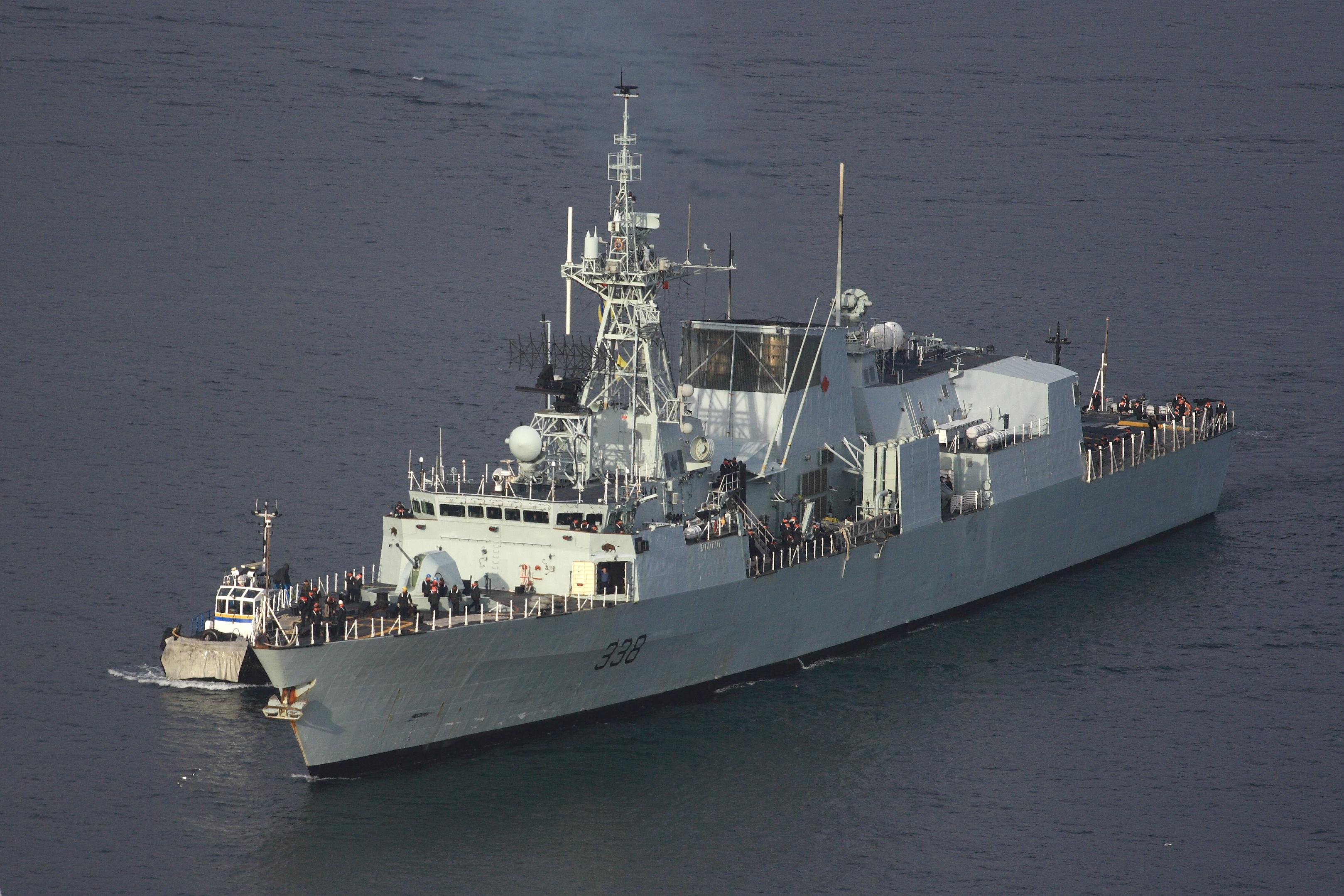 File Canadian Navy HMCS