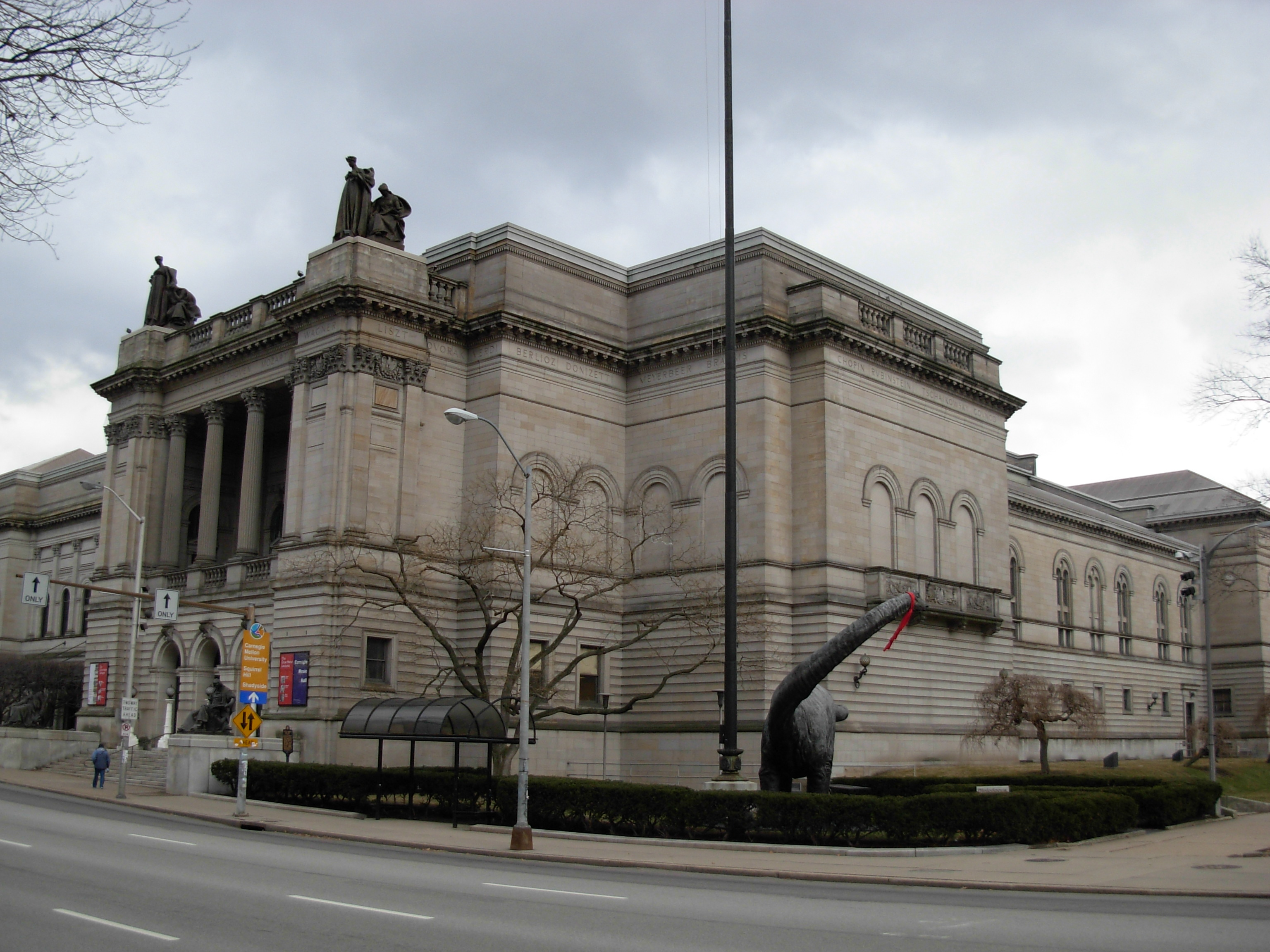 Andrew Carnegie Museum Of Natural History