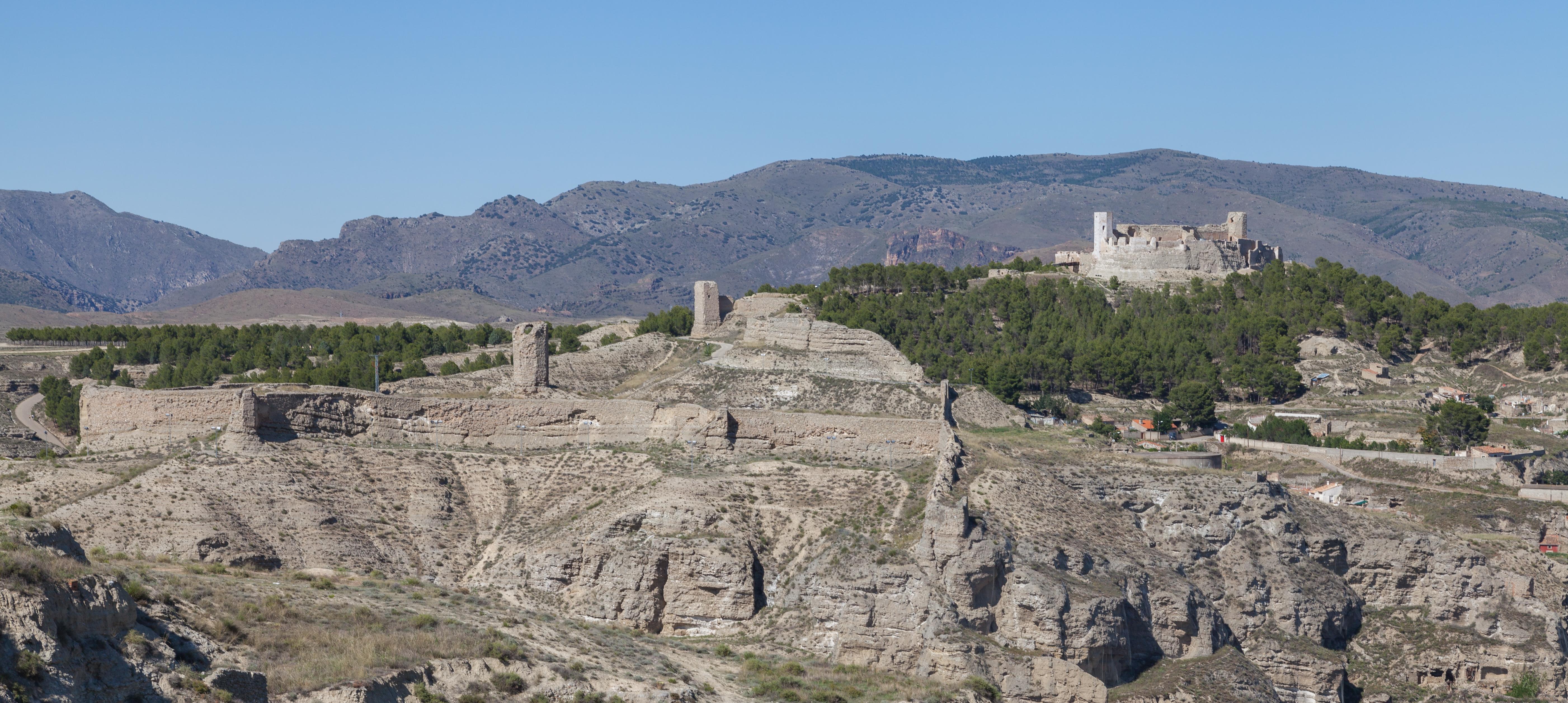 File castillo de ayyub calatayud arag n espa a 2014 07 - Castillo de ayud calatayud ...