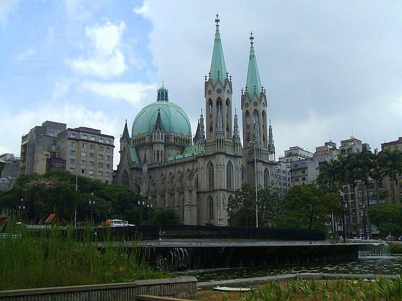 Resultado de imagen de Catedral Metropolitana de São Paulo