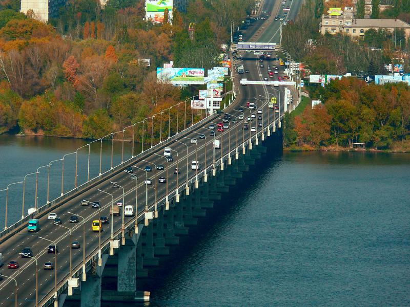 Мосты Днепра Википедия