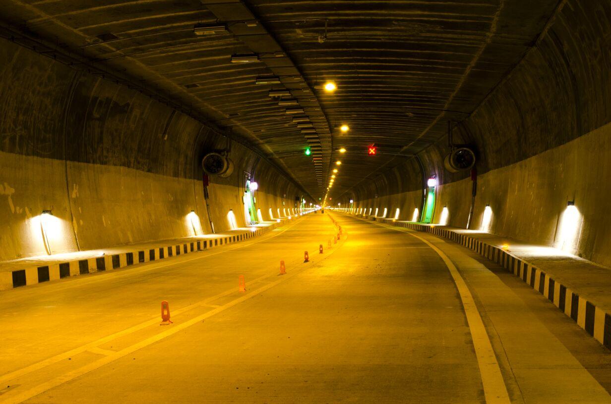 Chenani-Nashri Tunnel - Wikipedia