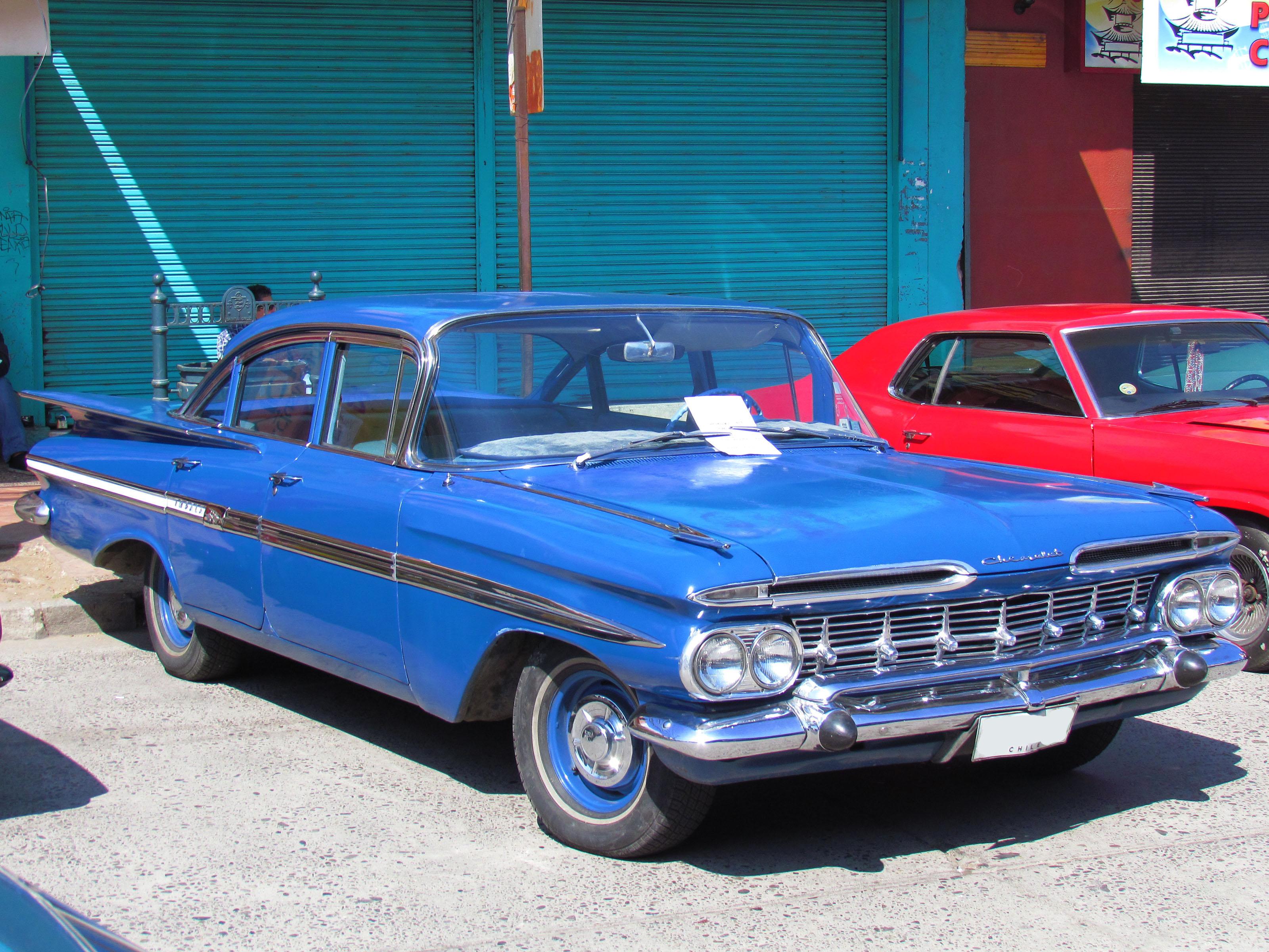 Kekurangan Impala 1959 Top Model Tahun Ini