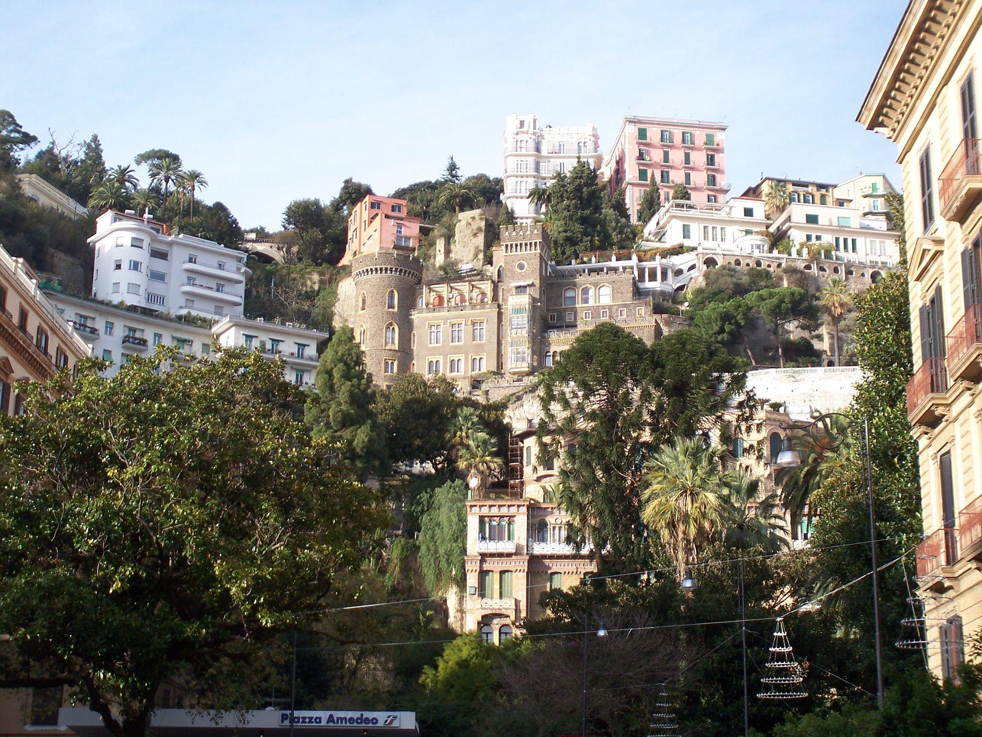 Villa Ricevimenti Via Tasso Napoli