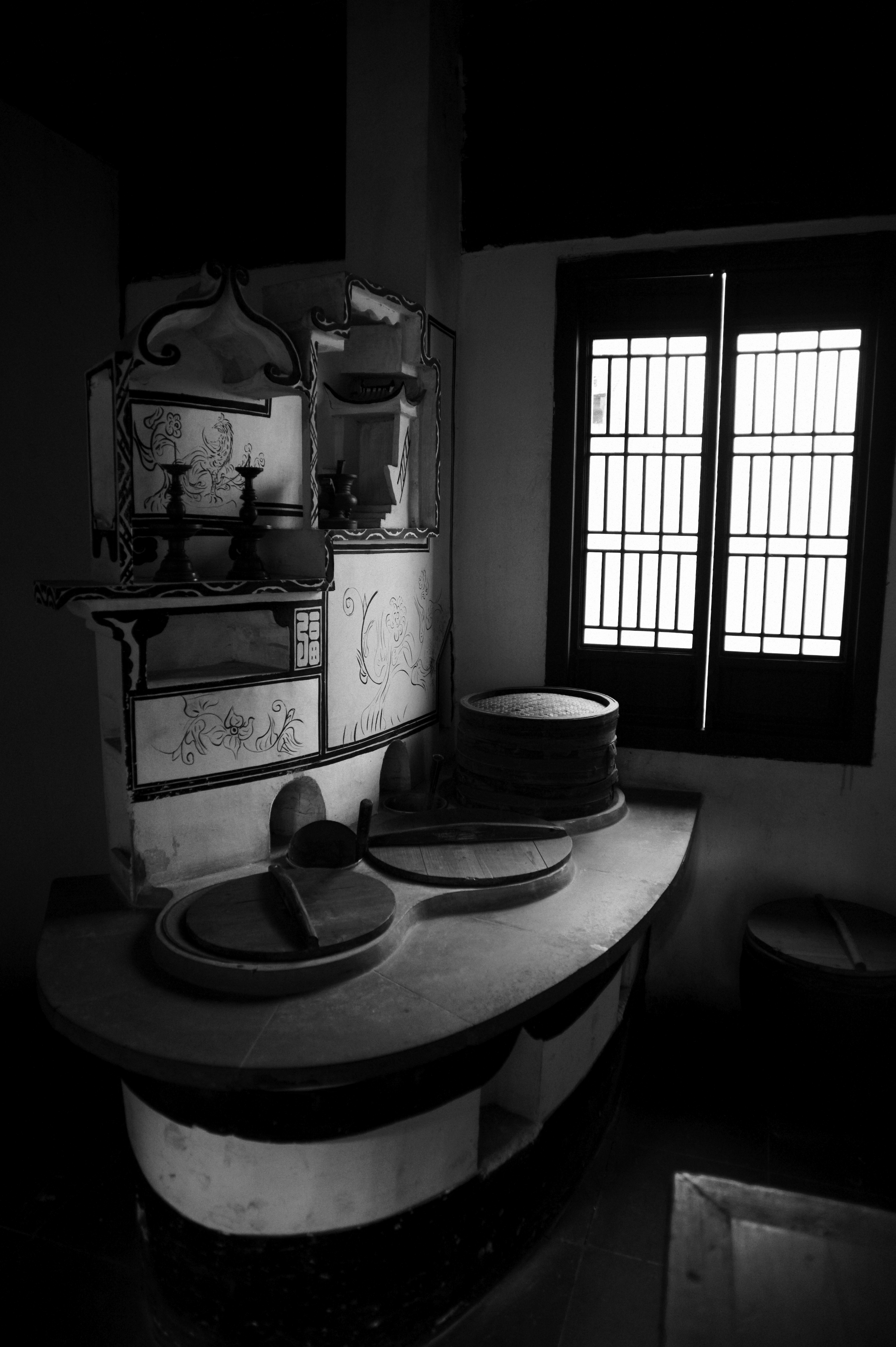 Old Kitchen Filechinese Old Kitchenjpg Wikimedia Commons