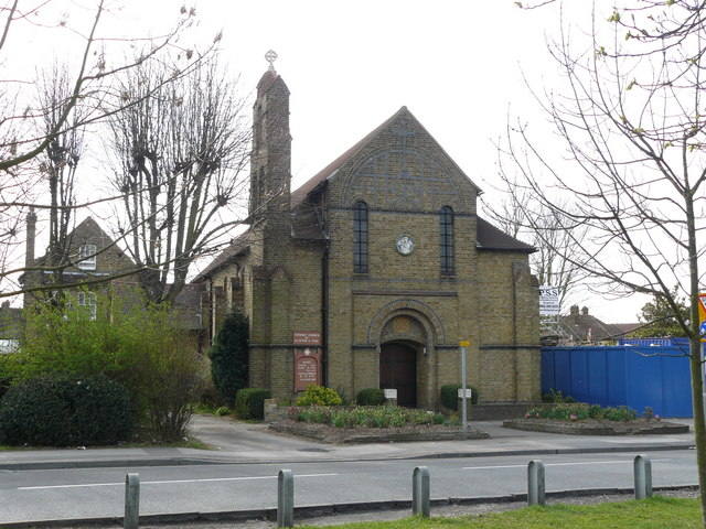 Filechurch Of St Peter And St Paul Mitcham Geograph