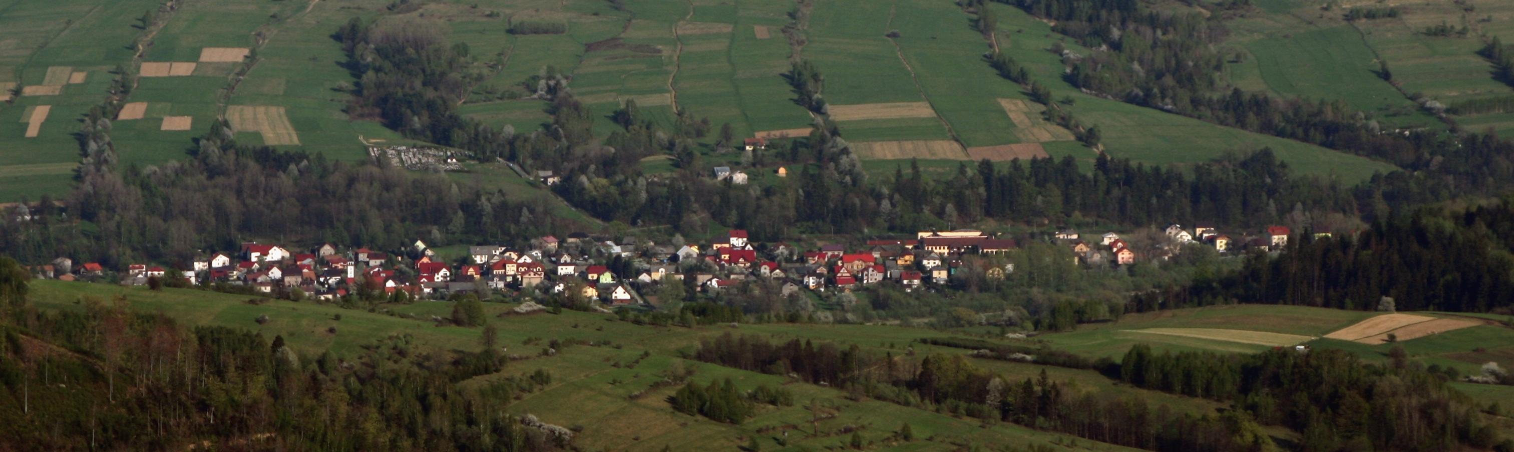 File Cisiec Panorama Z Baraniej Gory 30 04 2012 P Jpg Wikimedia