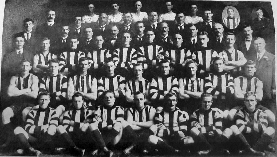 1917 Vfl Season Wikipedia
