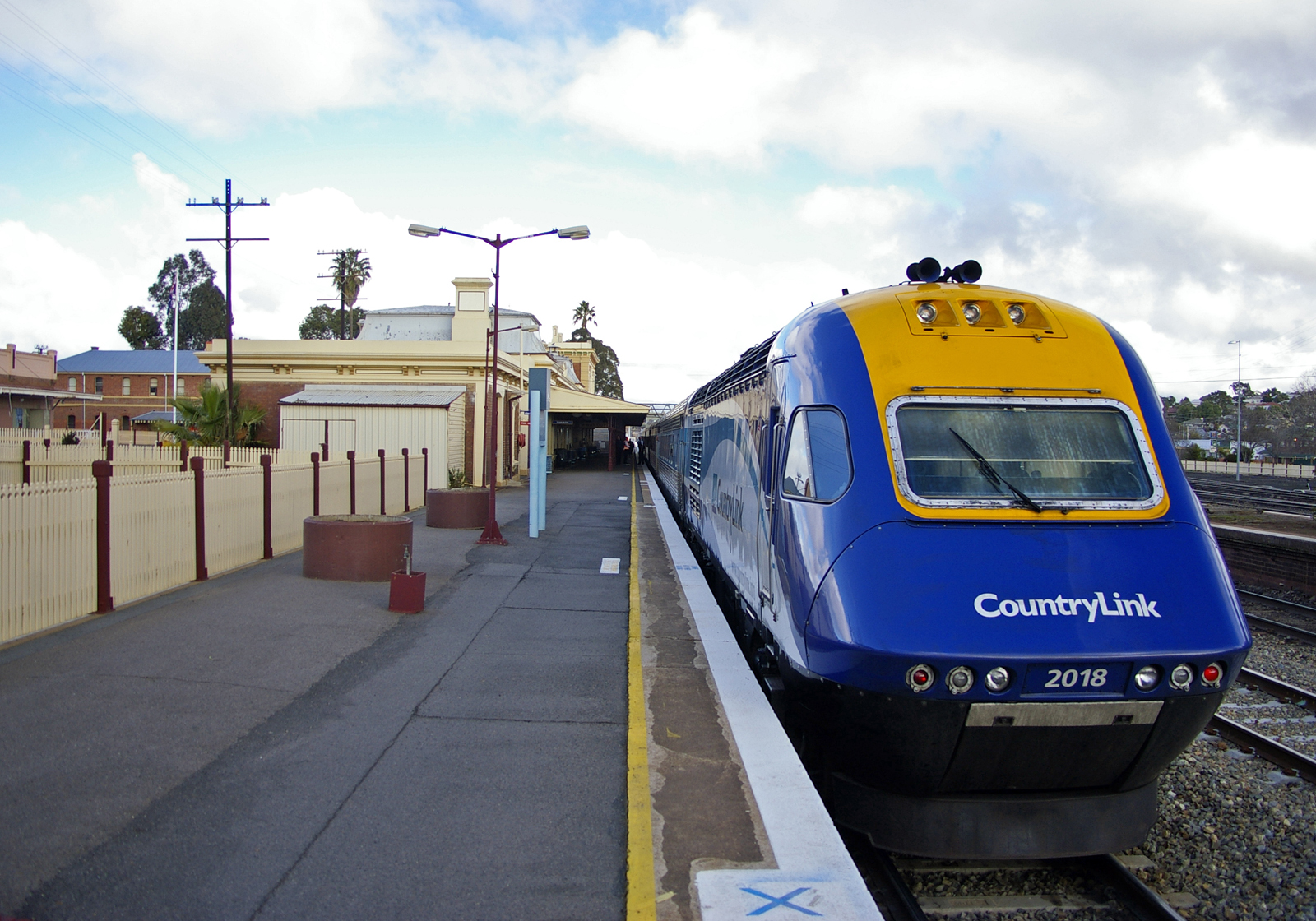 Countrylink casino xpt