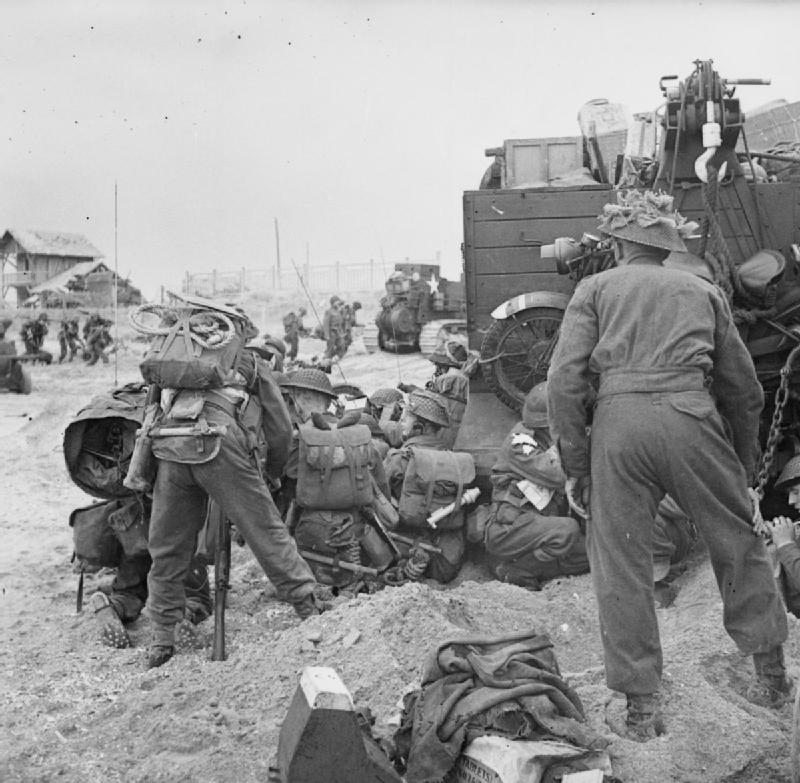 d day the invasion of normandy essay