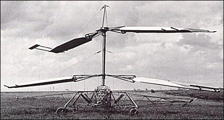 L'elicottero di Corradino D'Ascanio