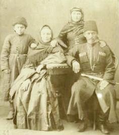 Daghestan, A Kumik family (A).jpg