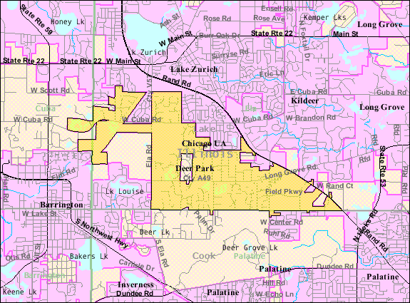 Deer Park (IL) United States  city images : Deer Park IL 2009 reference map Wikimedia Commons