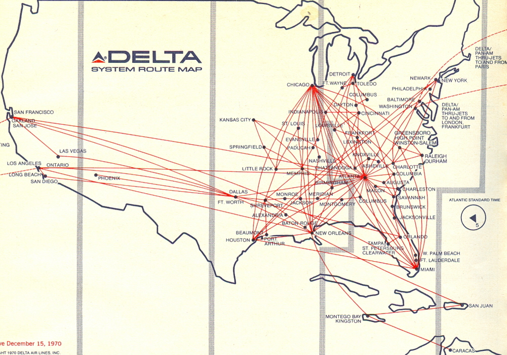 delta airlines route map with 677503 on Safety Card Northwest Airlines moreover Delta Paints A Boeing 757 In The 1966 Livery For Its Up ing 85th Anniversary further Flat Bed Business Class To Hawaii For 40k United Miles Routes And Schedules further Vintage Airline Seat Map Eastern Airlines Dc 10 30 furthermore A330 200 Seating American Airlines.