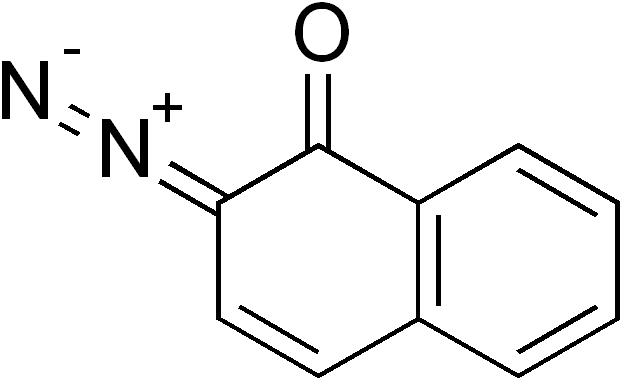 Diazonaphthoquinone Wikipedia