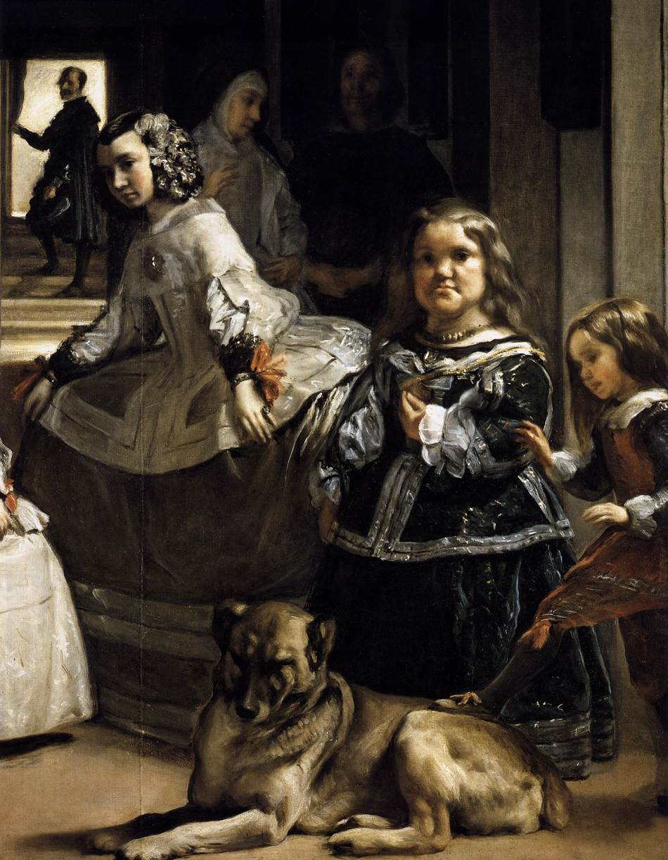 File:Diego Velázquez - Las Meninas (detail) - WGA24454.jpg ...