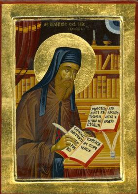 Dionisio el exiguo, el creador de Anno Domini