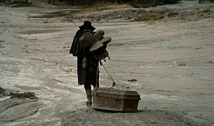 Django 1966 Coffin