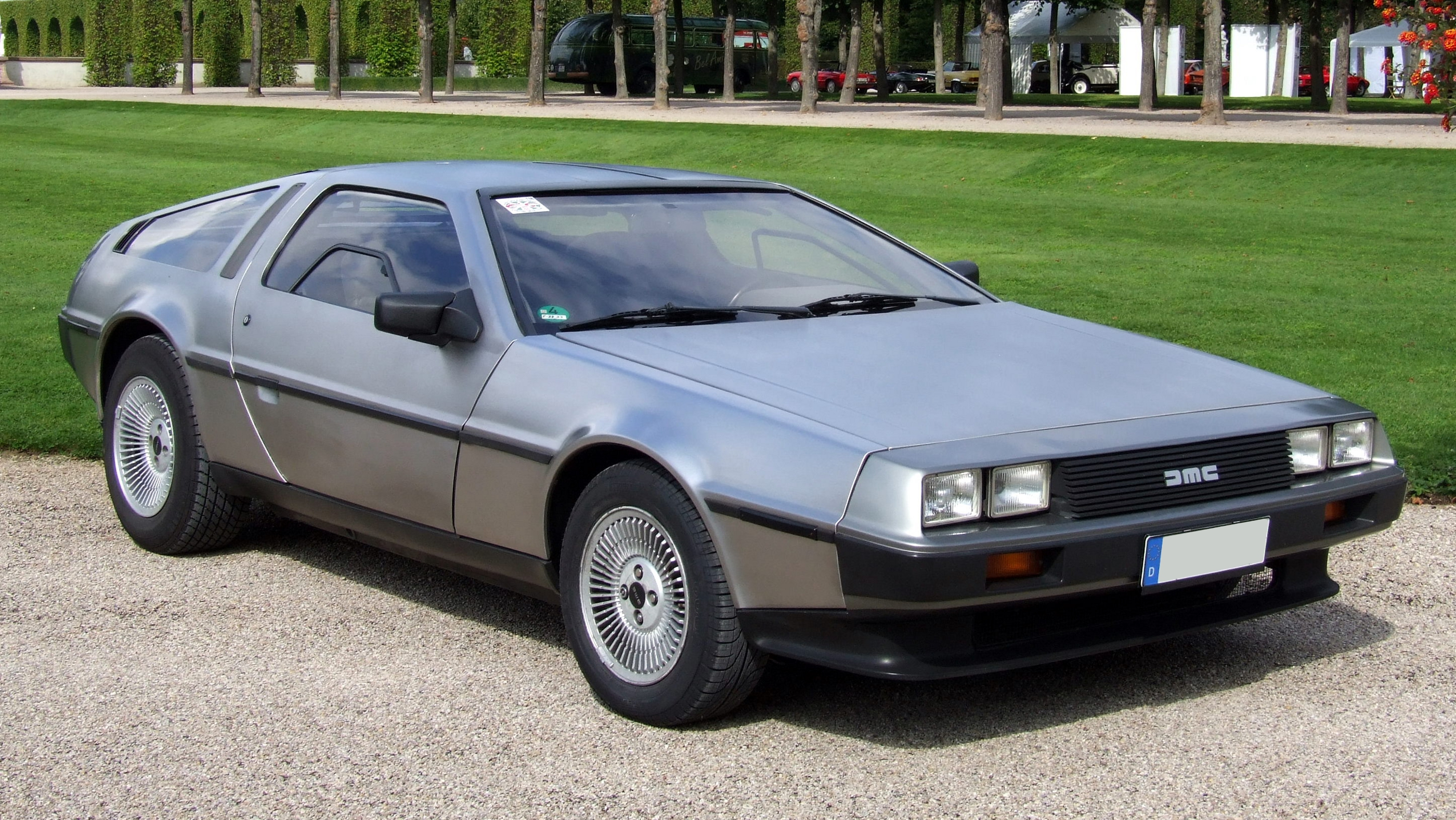 Delorean Dmc 12 Wikiwand