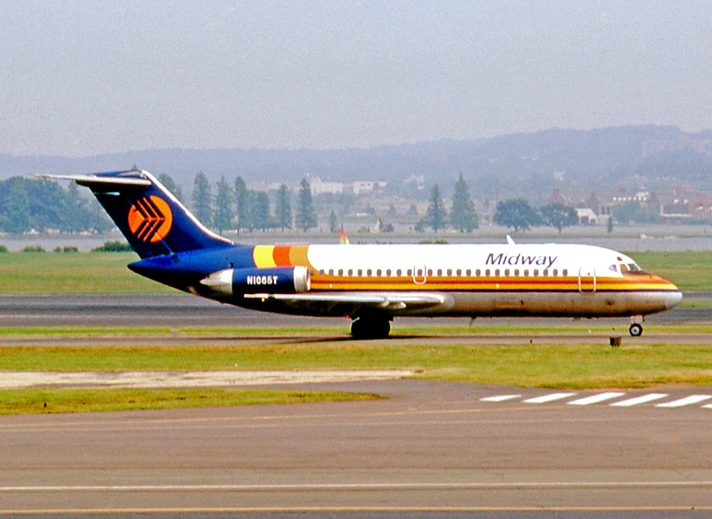 midway airlines  1976 u20131991