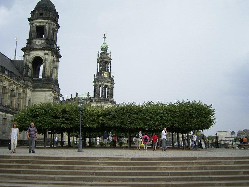 File Dresden Bruhlsche Terrasse Jpg Wikimedia Commons