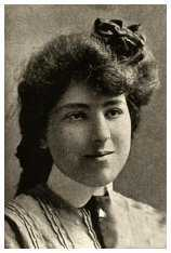 Portrait of Edna Ferber