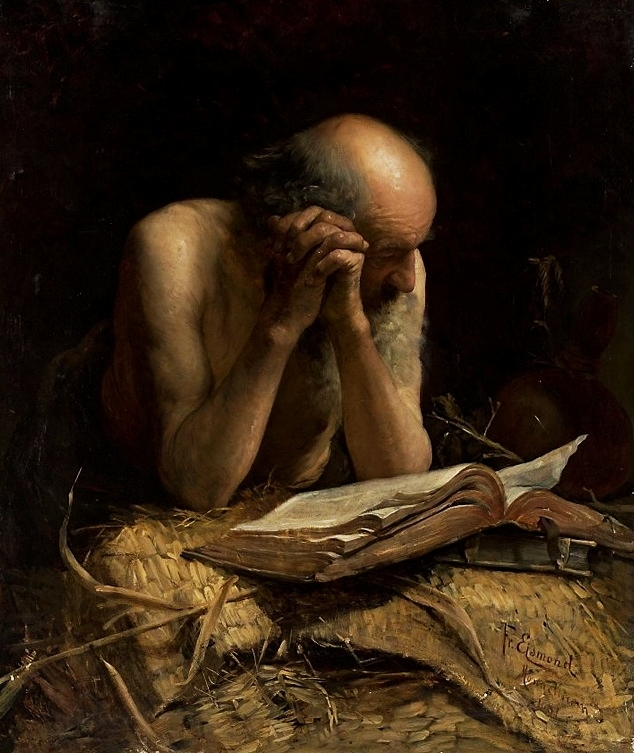 Ejsmond The Anchorite