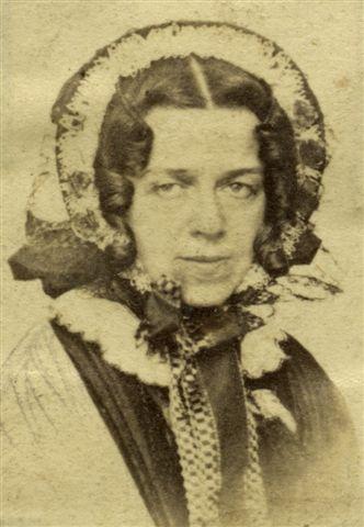 Elizabeth Carne portrait