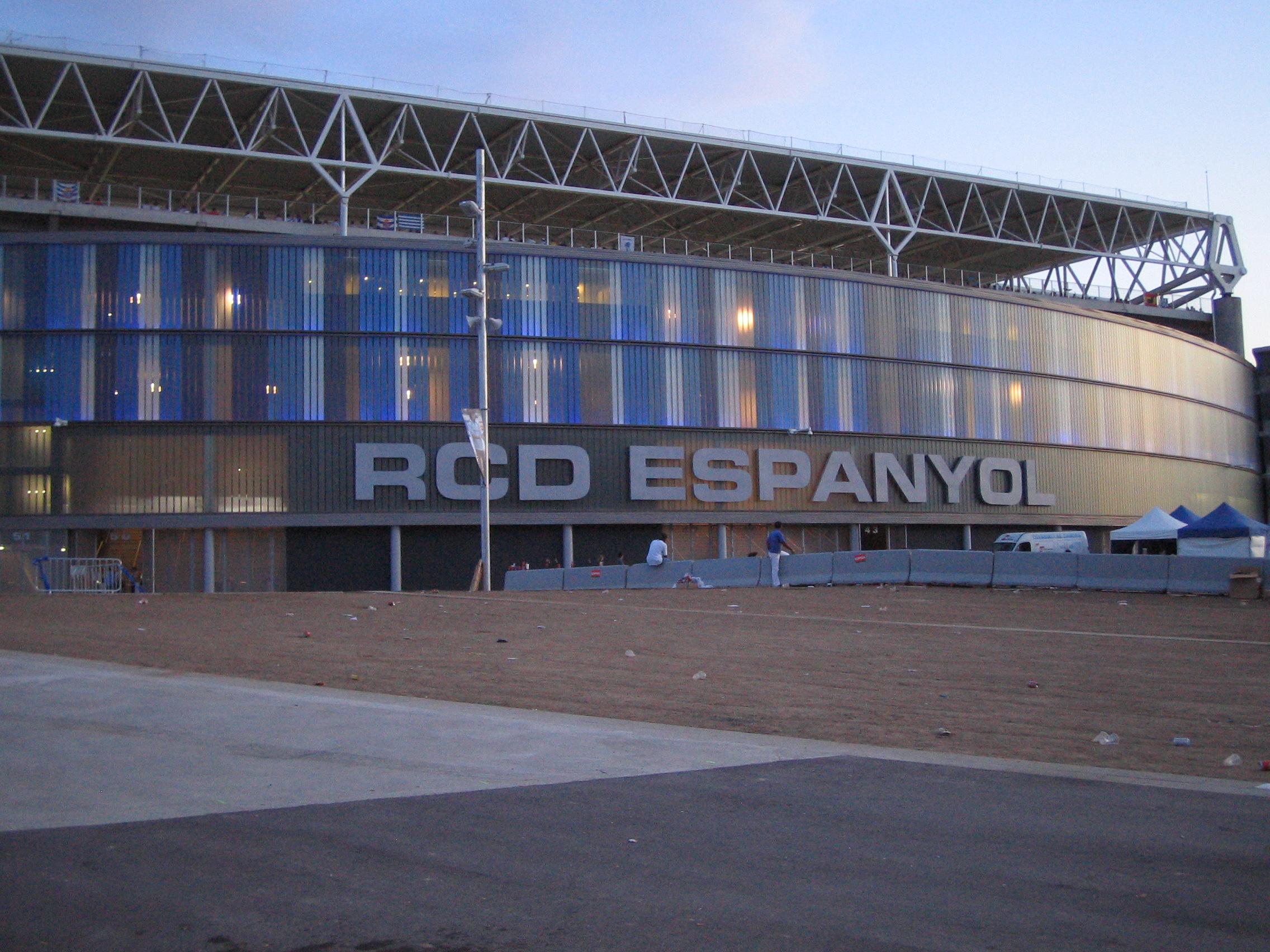 Fotos estadio rcd espanyol 38