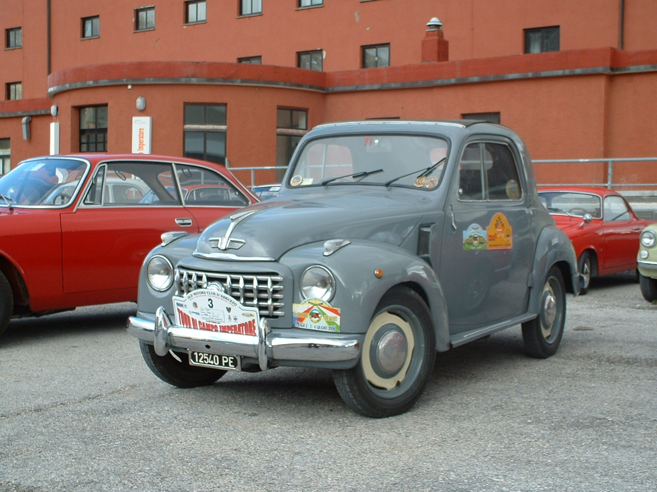 Bestand:Fiat 500C (Topolino), 1952.JPG - Wikipedia