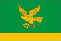flaga rejonu kujurgazińskiego