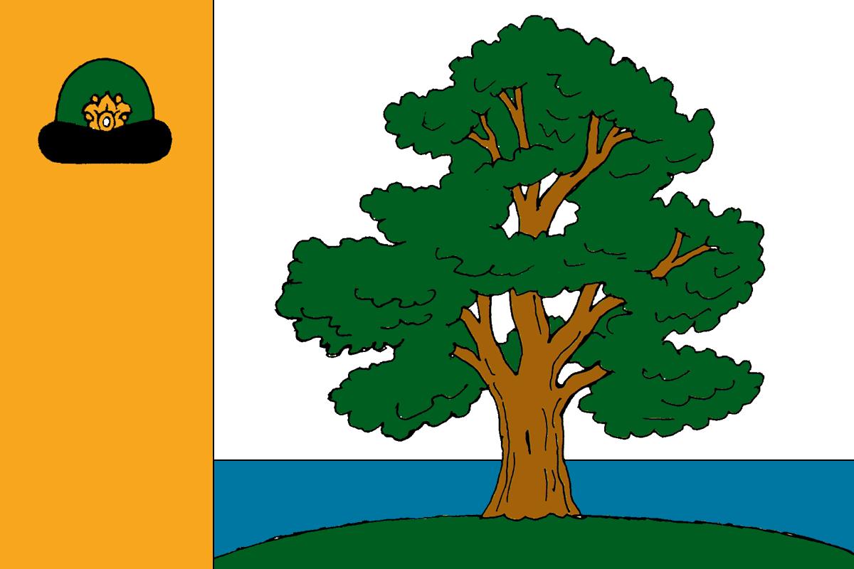 Флаг П�он�кого �айона � Википедия