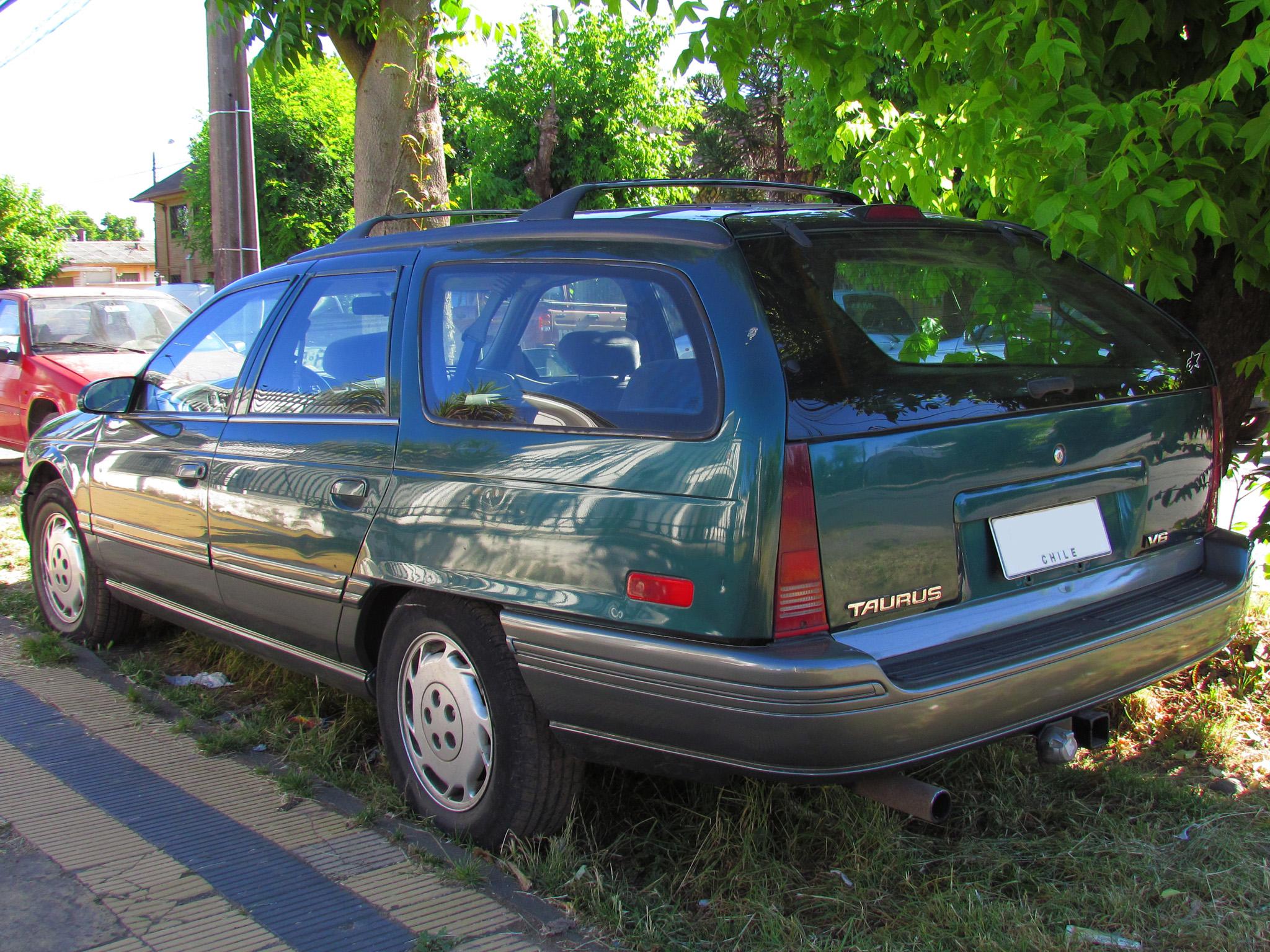 Pick N Pull Tacoma >> 1994 Ford Taurus Wagon | The Wagon