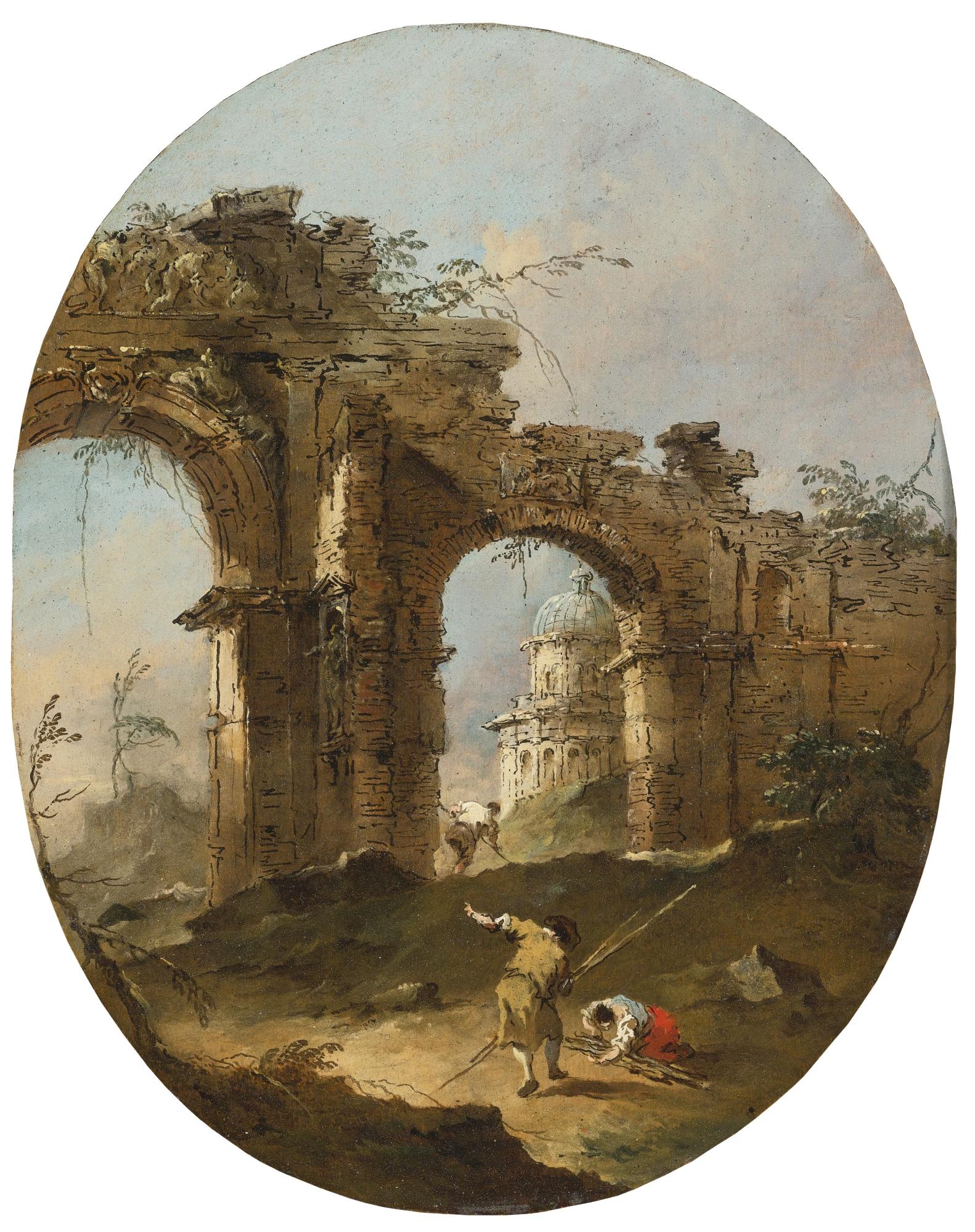 Francesco Guardi: File:Francesco Lazzaro Guardi (1712 –1793) An