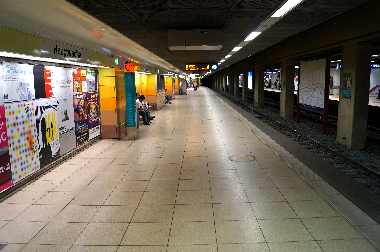 Bahnhof Frankfurt Main Hauptwache Wikiwand