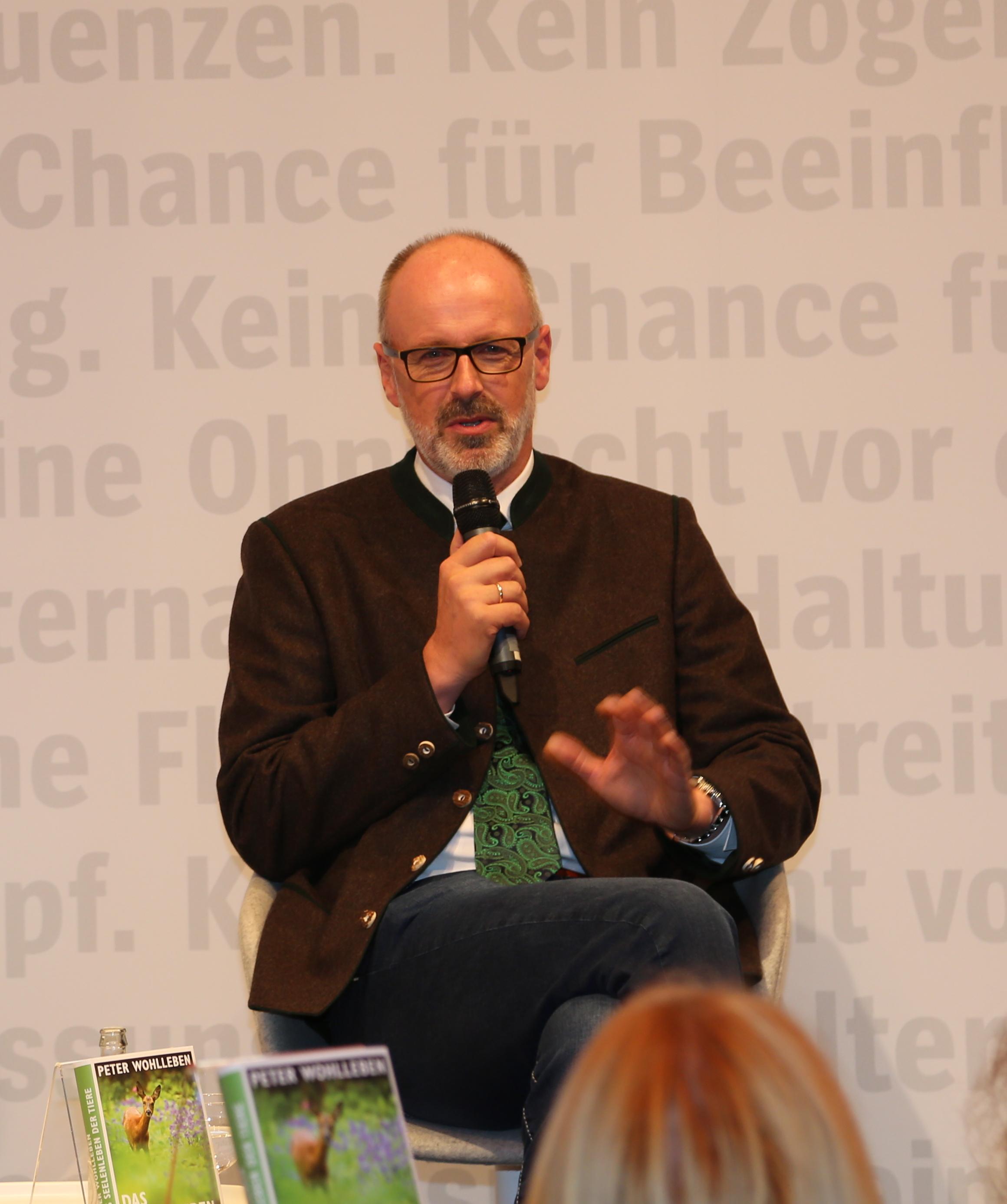 Wohlleben in 2012